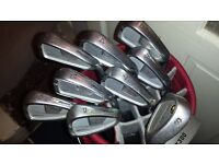 mizuno , howson , dynasty golf sets for sale