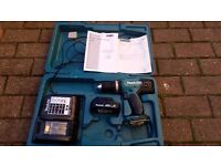 Makita Hammer drill/Jigsaw and Impact driver for sale