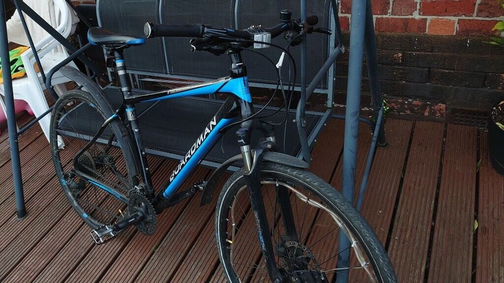 Manual Bicycle Boardman SERVICED Good Price! Second-Hand | in Carlton,  Nottinghamshire | Gumtree