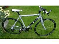 MODA Chord Fast City Hybrid Cyclocross Bike Cannondale Boardman Dawes Raleigh Bianchi Cube GT Mekk