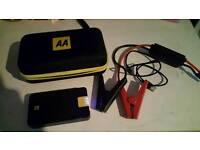 AA portable jump starter