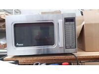 Amana Catering Microwave 1000w - good working order