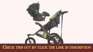 Eddie Bauer stroller and car seat for sale