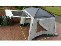 "Camper/van Tent ""Sunncamp Travel Cabin"""