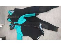 O'DARE 2-piece 7mm SCUBA diving Small wetsuit