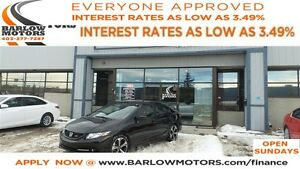2015 Honda Civic Si *EVERYONE APPROVED*APPLY NOW DRIVE NOW!