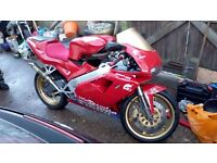 2007 Red Cagiva Mito 125 Evolution - Rare - Upgraded - Top Spec - Mint Condition