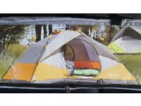 Tent 4 person instant tent new in box