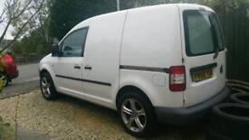 Vw caddy van