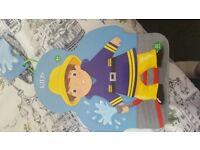 Kids fireman jigsaw new