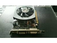 Nvidi gtx 650 ti graphics card