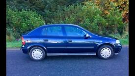 AUTOMATIC Vauxhall Astra, JUST 44000 MILES, 10 Months MOT