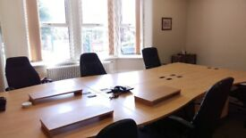 Office Space Hotdesk £75 monthly all inclusive with Parking, Broadband, Bills