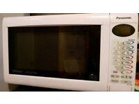 Panasolic Slim Combination Microwave Oven