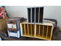 Archive and File Storage Boxes
