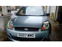 FORD FIESTA ZETEC CLIMATE 2 KEYS 3 DOOR HATCH