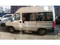 boxer multi-purpose-bus 6 seat 2 side doors 1.9 td