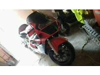 Gsxr srad track bike read add