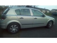Vauxhall astra 1.3 cdti for sale. 58 plate, 107000 miles, diesel, immaculate inside and outside