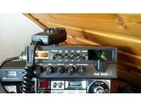 Colt 2400 am/fm/ssb cb radio
