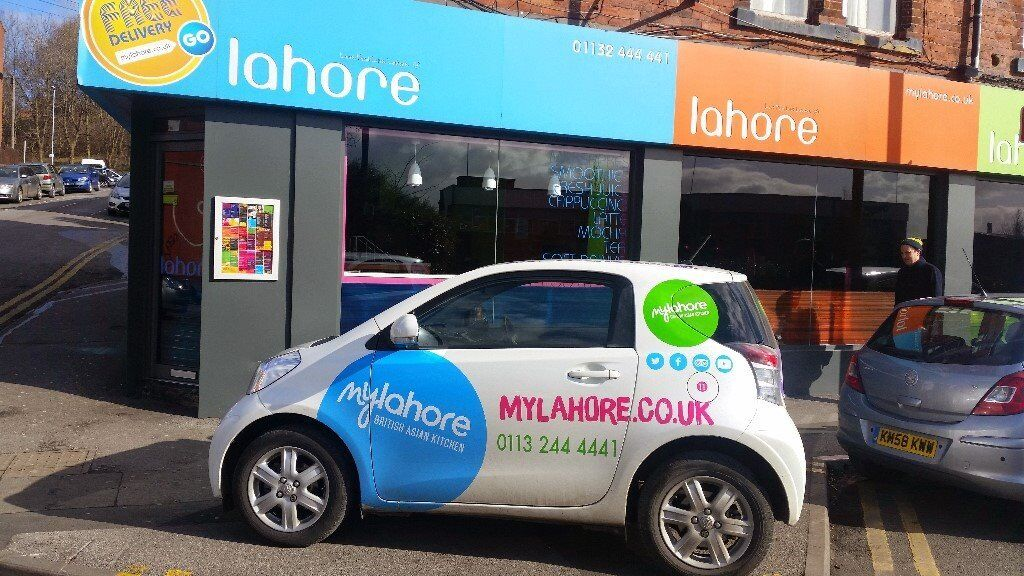 MyLahore Leeds, Drivers and Moped drivers