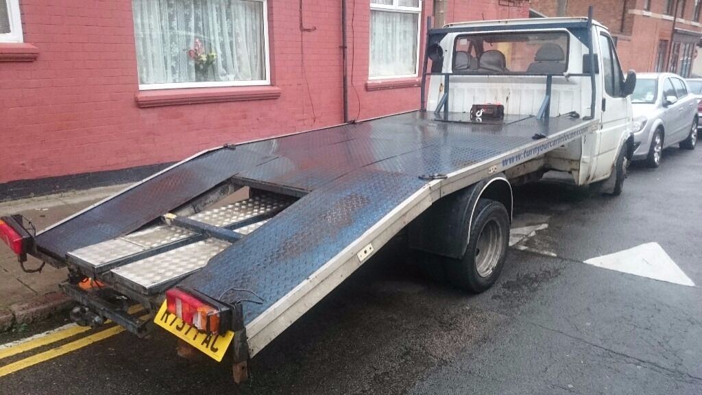 595e1ca2d6 1998..ford transit 3.5t recovery truck...12 months mot...used daily...