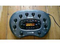 Line 6 Bass Pod xt. Amp and cab modeller effects unit for bass guitar.
