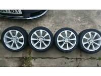 Multifit Alloy wheels