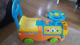 toddler train with sounds