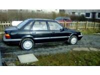 Rover 414 si barn find