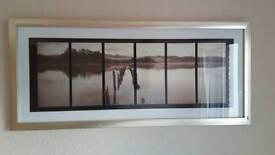 Photo artwork frame