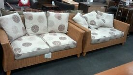 Conservatory Suite (2 Seater & 2 Seater) by NEXT at BHF Glasgow