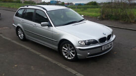 2004 BMW 318i ES TOURING ESTATE FOR SALE
