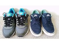 Boys Nike Trainers (3 pairs)