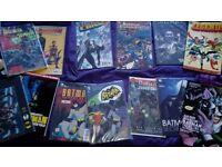 Batman graphic novels collection
