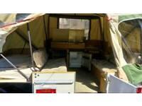 Pennine fiesta trailer tent for sale