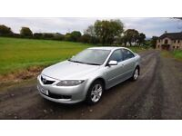 2007 MAZDA 6 KATANO 2000cc PETROL, DEBIT AND CREDIT CARDS ACCEPTED
