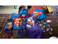 Superman Clothing-All New Items!