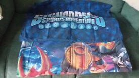 Skylanders single quilt cover abd pillowcase