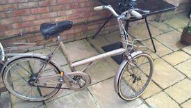 """Raleigh bicycle 16"""" wheels"""