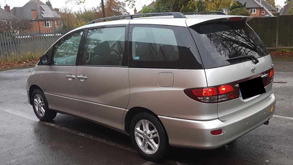 Toyota Previa*LPG/GAS CONVERTED