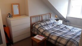 Double Room to rent on East Claremont St.