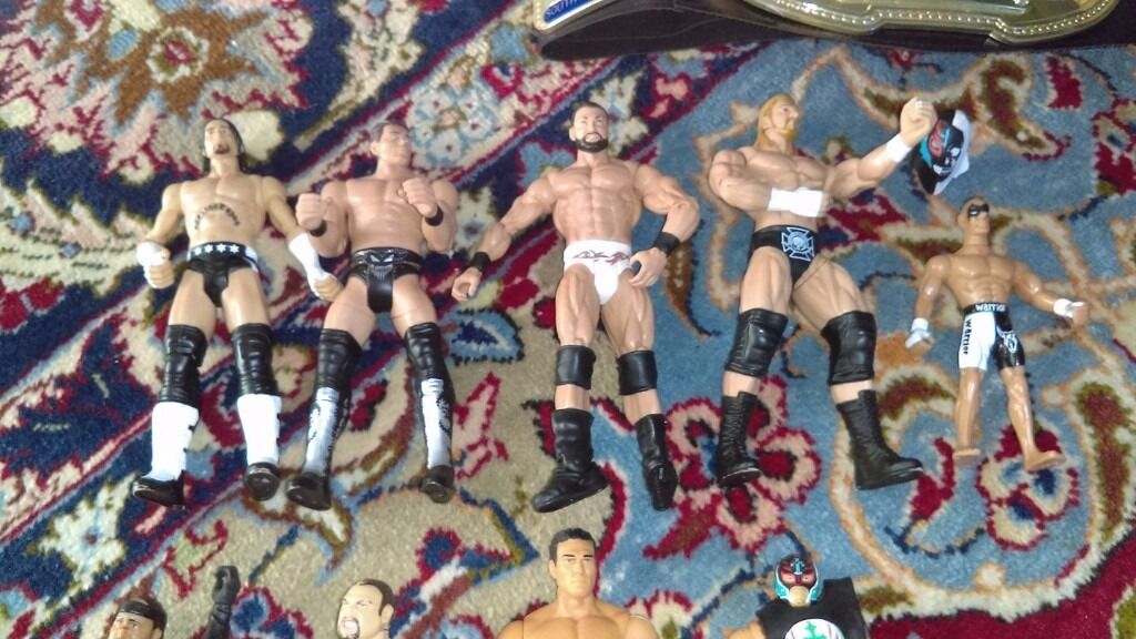 WWE Toys