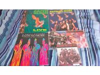 Lots of Faith No More vinyl records for sale!