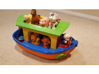 Noah's Ark Toy with Animals 12m+