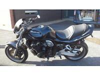 Streetfighter Suzuki Bandit 1200