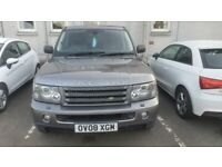 Land Rover, RANGE ROVER SPORT, Estate, 2008, Other, 2720 (cc), 5 doors