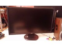 "Acer 24"" Monitor 1080p"