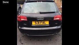 Audi a 6 avant , s line special edition
