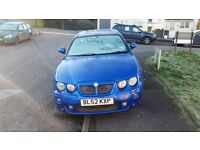 MG ZT 190+ v6 long Mot